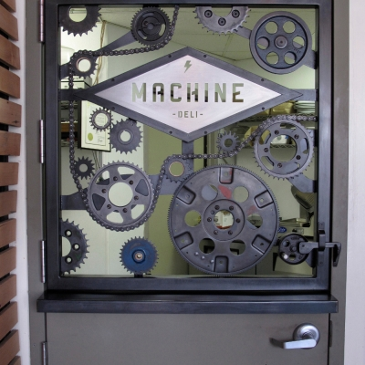 Machine Cafe